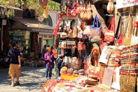 Alrededores Grand Bazaar