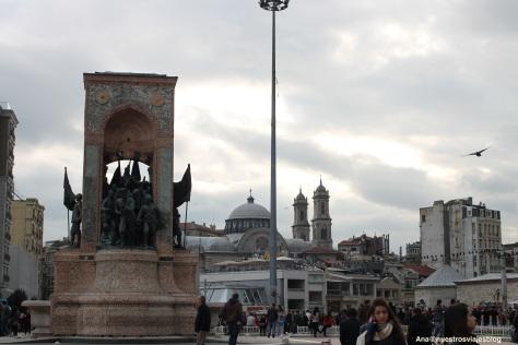 Taksim plaza