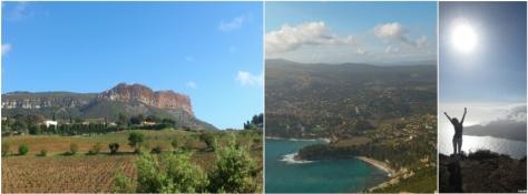 Provenza_Cassis montaña