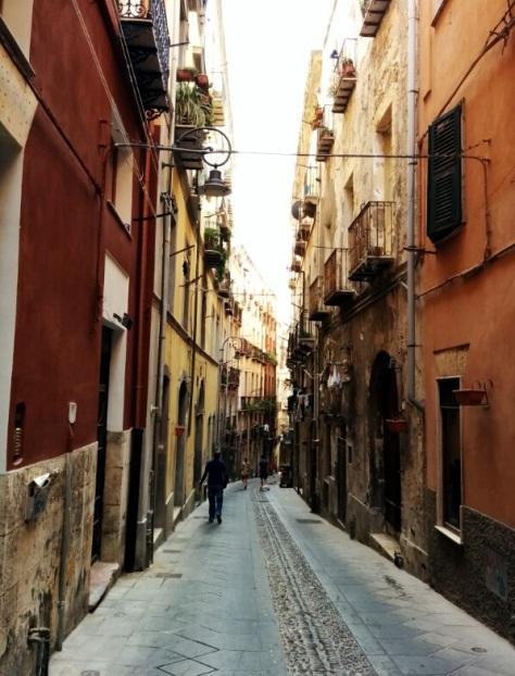 calles Cagliari