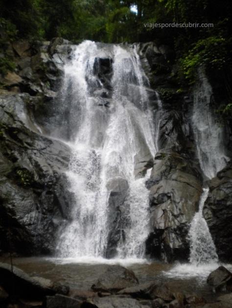 cascada Chiang Mai Qué hacer en Chiang Mai
