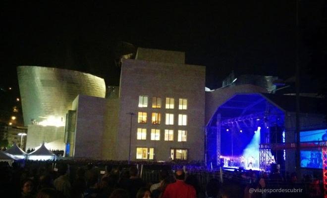 concierto Guggenheim