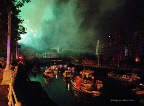 fuegos Bilbao