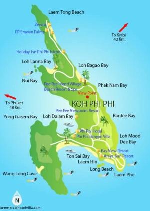 Ko Phi Phi Don Islas Phi Phi