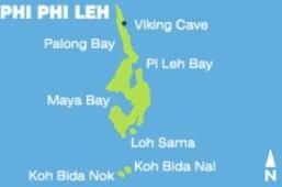 Ko Phi Phi Leh Islas Phi Phi