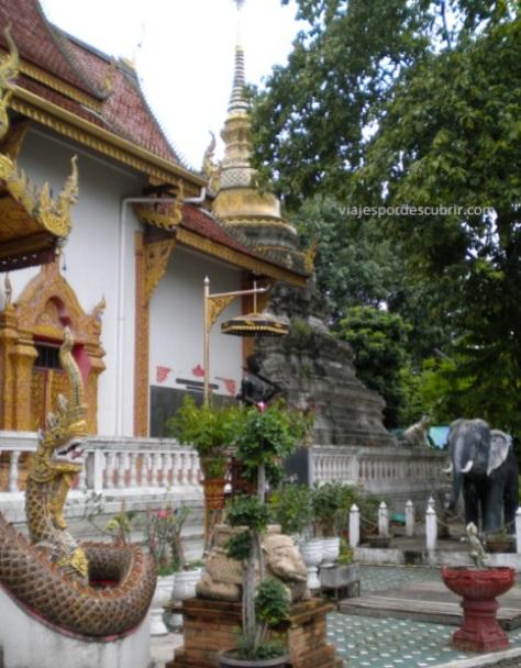 templo Chiang Mai 2 Qué hacer en Chiang Mai