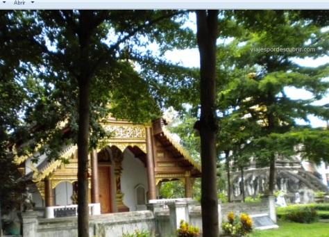 templo Chiang Mai 3 Qué hacer en Chiang Mai