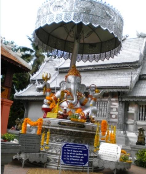 templo Chiang Mai Qué hacer en Chiang Mai