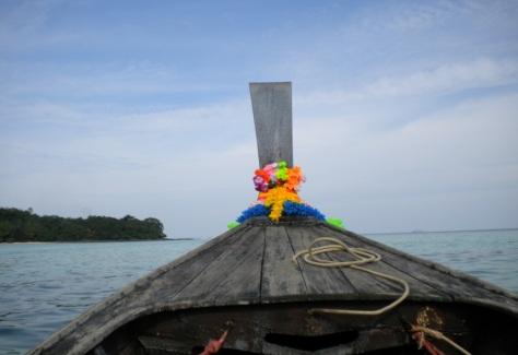 barca Tailandia Islas Phi Phi