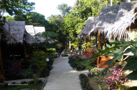 cabañas Islas Phi Phi