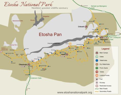 ETOSHA PARK