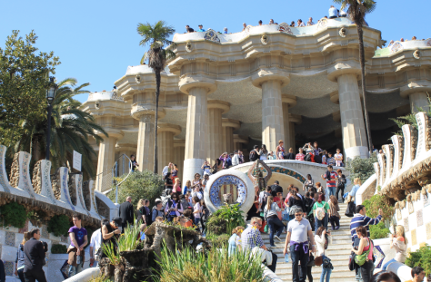 Barcelona_Parque Guell