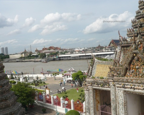 Bangkok Wat Arun 4 que ver en Bangkok