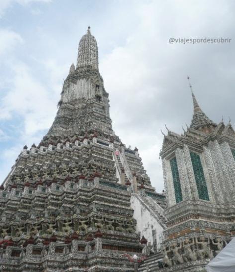 Bangkok Wat Arun que ver en Bangkok