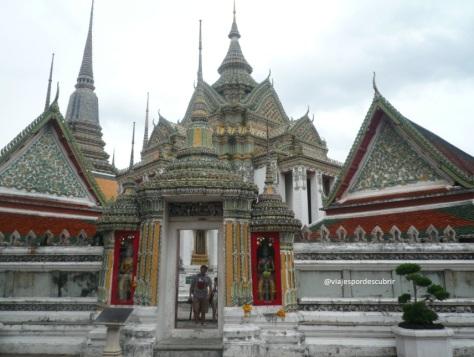 Bangkok Wat Pho 3 que ver en Bangkok