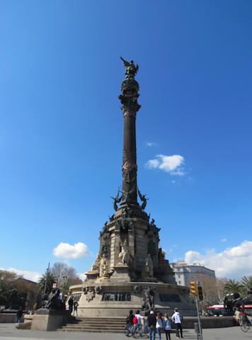 Mirador de Colon Barcelona
