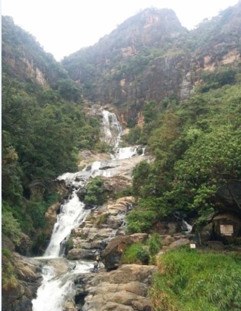 Cataratas de Rawana