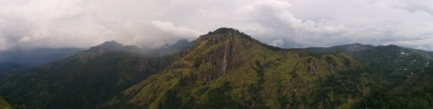 Little Adams Peak panoramica