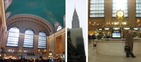 Chrysler y Estación Central