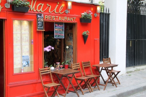 Chez Marie Paris