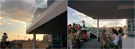 The Balcony Terraza